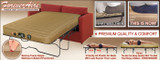 Innomax ForeverAire - Premium Guest and Sofa Sleeper Mattress|mattresses, innomax, foreveraire, sofa sleeper mattress