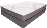 NexGel EuroLatex 12 inch Mattress|nexgel, orthogel, gel mattress, talalay latex, plant based foam, eurolatex