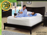 LuxAire II 14 inch Sleep Numeber, Selectaire bed
