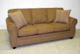 Chorus Convertible Sleeper Sofa. Sofa Bed. Hide-A-bed with premium memory foam mattress.