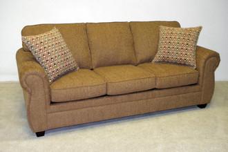 Chorus Convertible Sleeper Sofa With Premium Memory Foam Mattress
