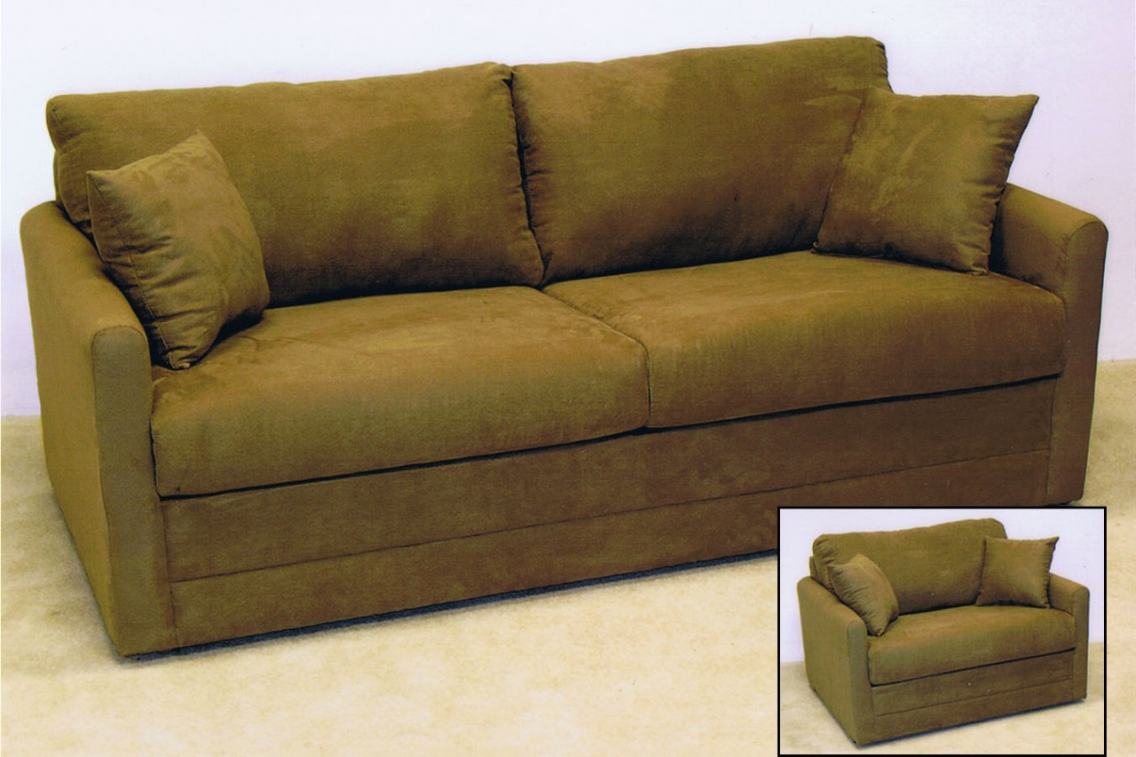 Sleeper Sofa Sofabed Embrace Complete Sleeper Sofa With Memory Foam Mattress Fold Out Sofa Bed
