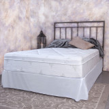 OrthoTherapy 12 Inch Green Tea Memory Foam Mattress|orthotheraphy, mattresses, memory foam mattresses, green tea, 12 in
