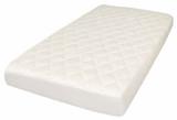 Baby Natura Organic Crib Mattress Pad|natura, baby natura, crib pad, mattres pads, organic, cotton filled
