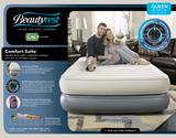 Boyd BeautyRest Queen Comfort Suite Express Bed|boyd specialty sleep, beauty rest, air bed, queen, pillowtop, comfort suite, express bed
