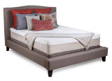 Cradlesoft 11 inch Ultra Deluxe Memory Foam Mattress with Faux Pillowtop|Cradlesoft Memory Foam, memory foam, mattresses, pillowtop, deluxe, american made,cradlesoft, queen