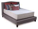 Cradlesoft 12 inch Ultra Deluxe Memory Foam Mattress with Coolmax Cover|Cradlesoft Memory Foam, memory foam, mattresses, coolmax cover, deluxe, american made