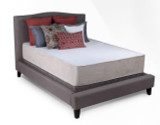 12 inch Ultra Premium Memory Foam Mattress with Coolmax Cover by Jeffco Deluxe Series|jeffco, mattresses, memory foam, deluxe series, 12 inch, coolmax cover, ultra premium mattress