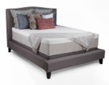 13 inch Faux Pillowtop Memory Foam Mattress by Jeffco Deluxe Series|jeffco, mattresses, memory foam, deluxe series, 13 inch, pillowtop, faux pillowtop