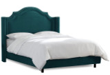 Fullerton Bed by Skyline Furniture|fullerton, beds, skyline furniture, full queen, king, cal king