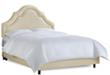 Damen Bed by Skyline Furniture|damen, beds, skyline furniture, twin, full queen, king, cal king