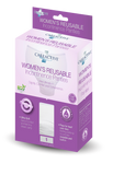 Ladies Reusable Incontinence Panties by CareActive|careactive, panties, incontinence panties, reusable