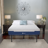 Boyd Specialty Sleep Lane Posture Sense Contour Lux I 7 inch Memory Foam Mattress|boyd specialty sleep, mattresses, lane contour lux I, memory foam mattress, 7 inch