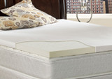 Thomasville 2inch Latex Topper|boyd specialty sleep, thomasville, mattress toppers, dunlop latex, foam toppers