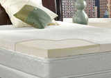 Thomasville 3inch Latex Topper boyd specialty sleep, thomasville, mattress toppers, dunlop latex, foam toppers