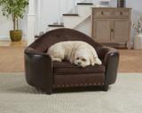 Enchanted Home Pet Caldwell Storage Sofa|enchanted home pet beds, pet beds, snuggle beds, pet sofa, ultra plush, Caldwell Storage Sofa