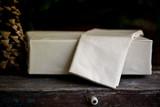 Sofa Mattress, futon, trundle rollaway bed Organic Cotton sheet set