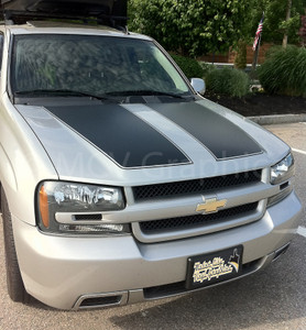 05-09 Trailblazer SS Hood Stripes
