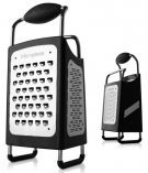 Graters + Zesters