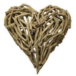 DRIFTWOOD HEART - SMALL
