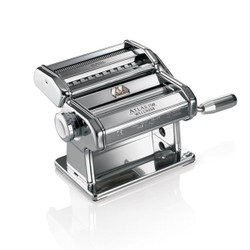 MARCATO STEEL PASTA MACHINE SILVER