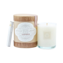 LINNEA'S LIGHTS VOTIVE CANDLE - CASHMERE