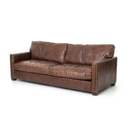 "LARKIN 88"" SOFA - CIGAR"