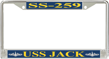 USS Jack SS-259 Licens...