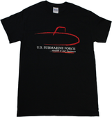 "SUBMARINER ""STEALTH IS OUR BUSSINESS"" T-SHIRT"