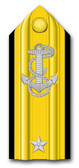Navy Lower Rear Admiral Vinyl Transfer Decal
