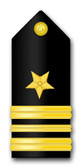 Navy Lieutenant Commander Vinyl Transfer Decal