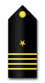 Navy Midshipman-Lieutenant Commander Vinyl Transfer Decal