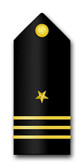 Navy Midshipman-Lieutenant Vinyl Transfer Decal