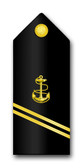 Navy Midshipman-Junior (Right) Vinyl Transfer Decal