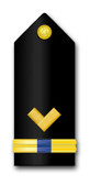 Navy Chief Warrant Officer 4 Vinyl Transfer Decal