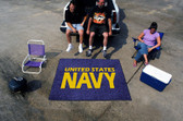 "US Navy Tailgater Rug (60""x72"")"
