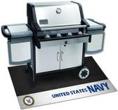 U.S. Navy Grill Mat