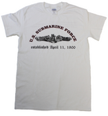 US Submarine Force Est April 11 1900 T-shirt