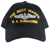 The Best Marine Is A Submarine Ball Cap