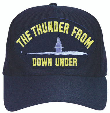 Made in the USA Thunder from Down Under Cap