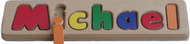 Custom Name Puzzle
