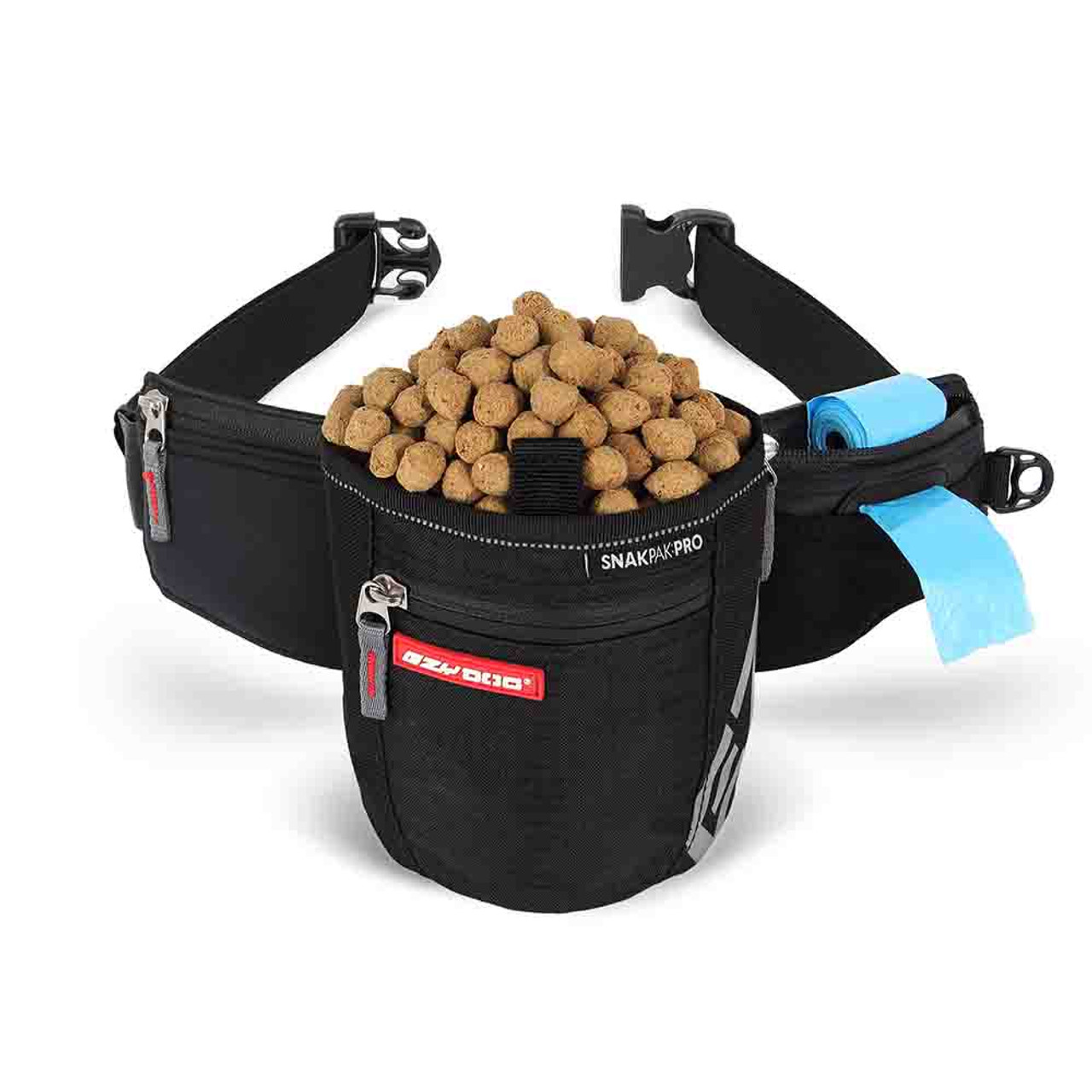 Magnetic Dog Treat Pouch | Treat Bag for Dog Training