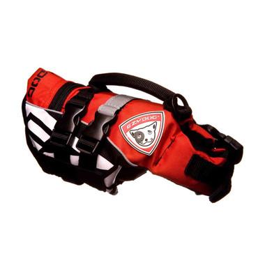 Red - EzyDog Micro Doggy Floatation Deviceo Doggy Floatation Device