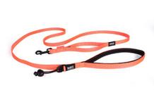 Blaze Orange - EzyDog Soft Trainer Lite Leash