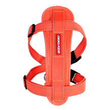 Blaze Orange - EzyDog Chest Plate Harness