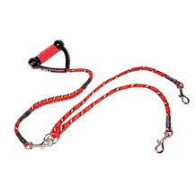 EzyDog Cujo 25 with 2 Standard Extensions - Red