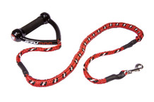 Red Sparky Leash