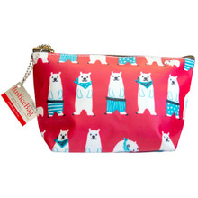 Justice Pouch - Polar-Red