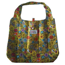 Butterfly Justice Bag Mustard