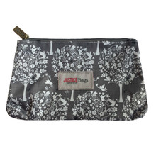 Justice Pouch - Tree Grey